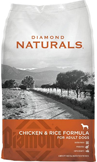 cheap dog food diamond naturals